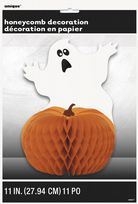 Halloween Honeycomb Ghost Decoration